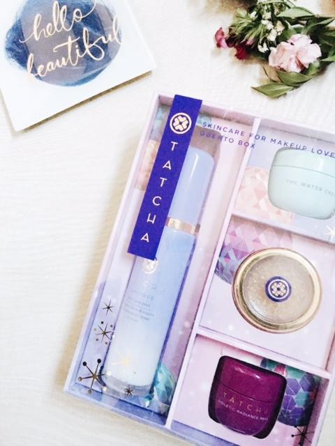 TATCHA Skincare Obento Box