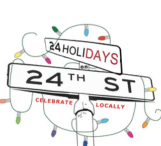 24 holidays on 24th street