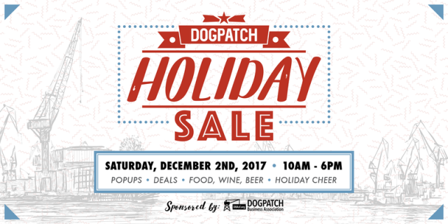 Dogpatch Holiday Sale